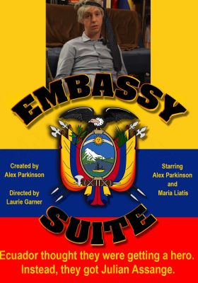 Julian Assange's Embassy Suite