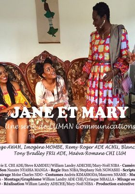 Jane et Mary